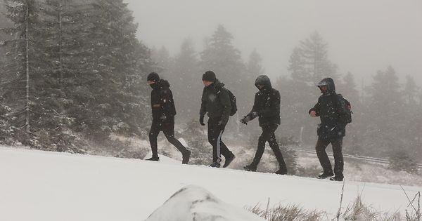 Météolux sagt Schnee für Sonntag voraus