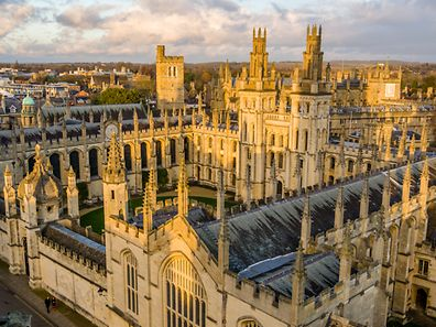 The UK is home to some of the world's most prestigious universities, such as the University of Oxford