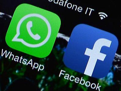 Facebook hatte WhatsApp im Herbst 2014 für rund 22 Milliarden Dollar übernommen. Der Kurzmitteilungsdienst hat inzwischen mehr als eine Milliarde Nutzer.
