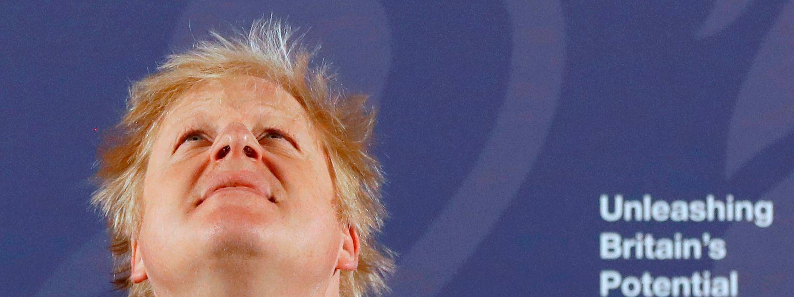 Le Premier ministre britannique Boris Johnson affirme que le Royaume-Uni ne compte pas faire de «concurrence déloyale» à l'UE ou s'engager dans «une course vers le bas» sur les normes.