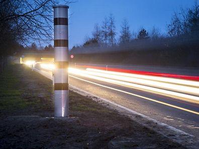 Luxemburgische Autos machen 70 Prozent der geblitzten Fahrzeuge aus.