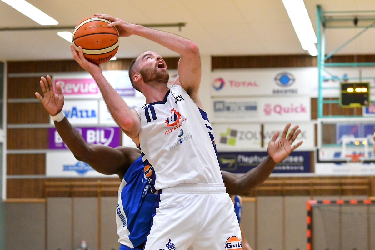 Nationalspieler Clancy Rugg will mit Basket Esch den Titel holen.