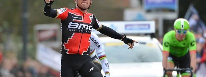 Et de deux pour Greg van Avermaet. Après 2016, le champion olympique a signé un nouveau succès au Nieuwsblad.