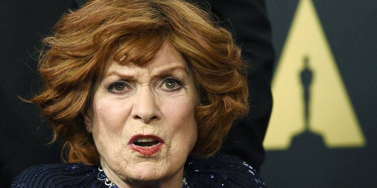 Die Schauspielerin Maureean O'Hara starb im Alter von 95 Jahren in Boise im US-Bundesstaat Idaho.