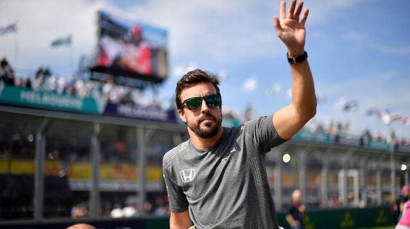 Fernando Alonso ne dit pas encore au revoir à McLaren.