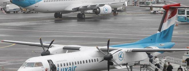 München statt Frankfurt: Nachdem die Lufthansa ihre Anteile an Luxair abgeben will, orientiert sich die Luxair neu.