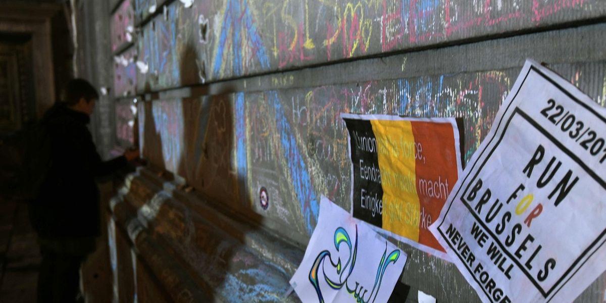 Am Dienstag wurden bei Anschlägen in Brüssel 31 Menschen getötet.