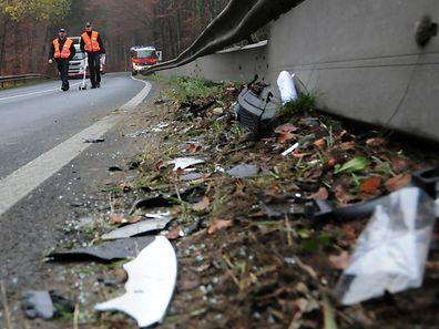 Bei Unfällen wurden am Samstag sieben Personen verletzt.