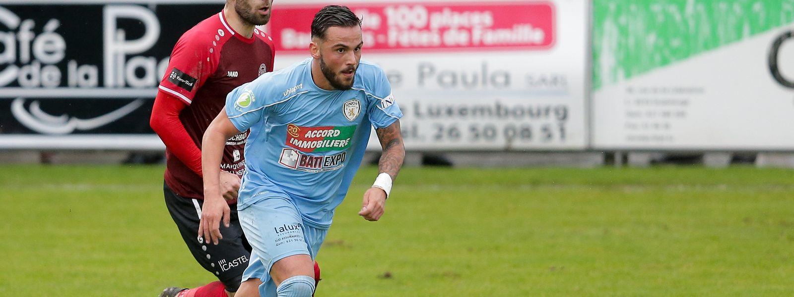 L'Union Titus Pétange de Patrik Teixeira chassera un huitième succès, dimanche contre Mühlenbach