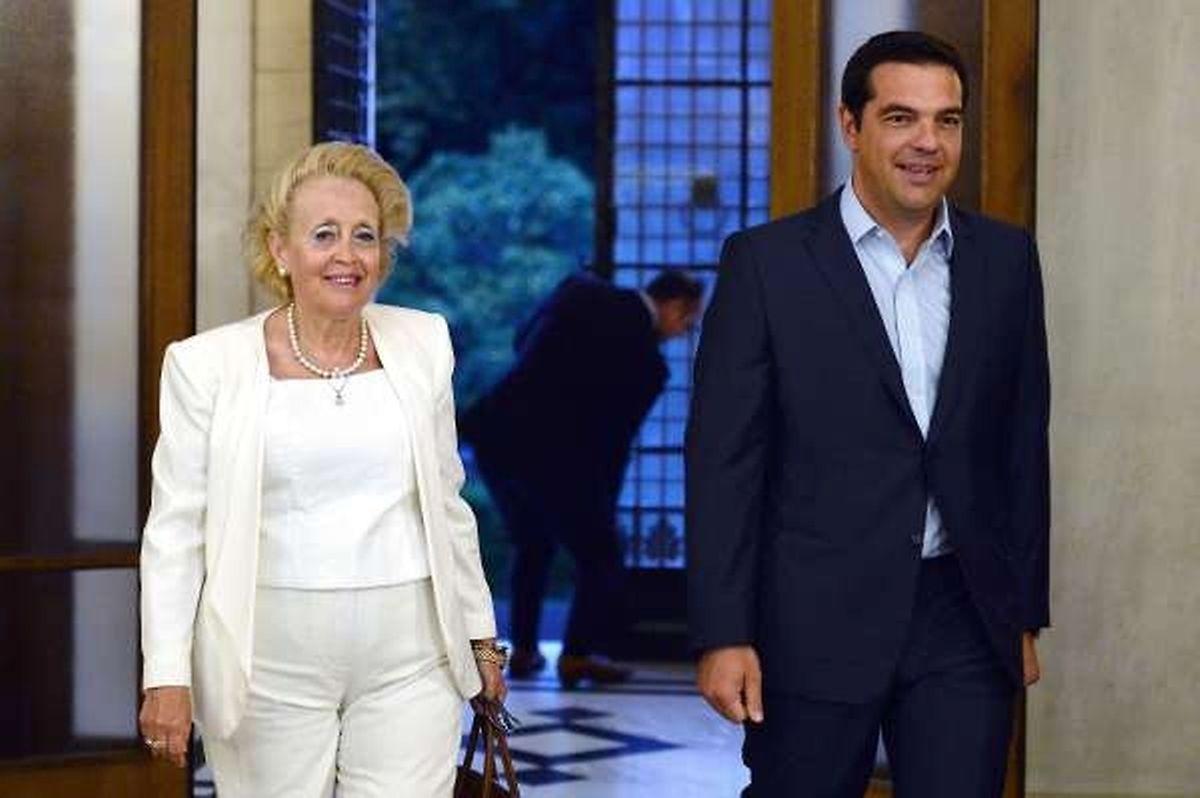 AlexisTsipras reste populaire en Grèce mais en l'absence de sondages récents, il est difficile de dire s'il va gagner son nouveau pari.