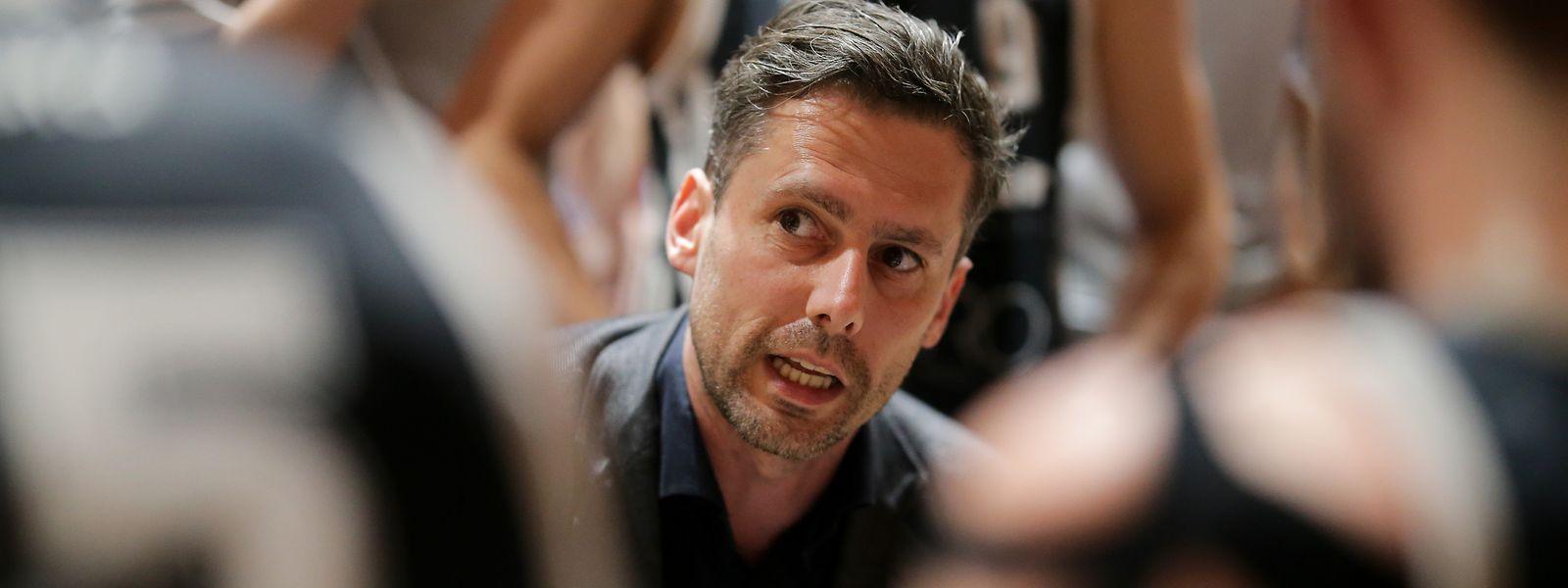 Pascal Meurs ist zurück in Luxemburg.