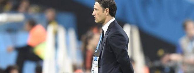 Niko Kovac erreichte als Trainer der kroatischen Nationalmannschaft die Qualifikation für die WM 2014.