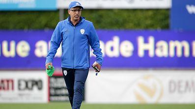 Samy Smaïli hat als Trainer bereits viel Erfahrung gesammelt.