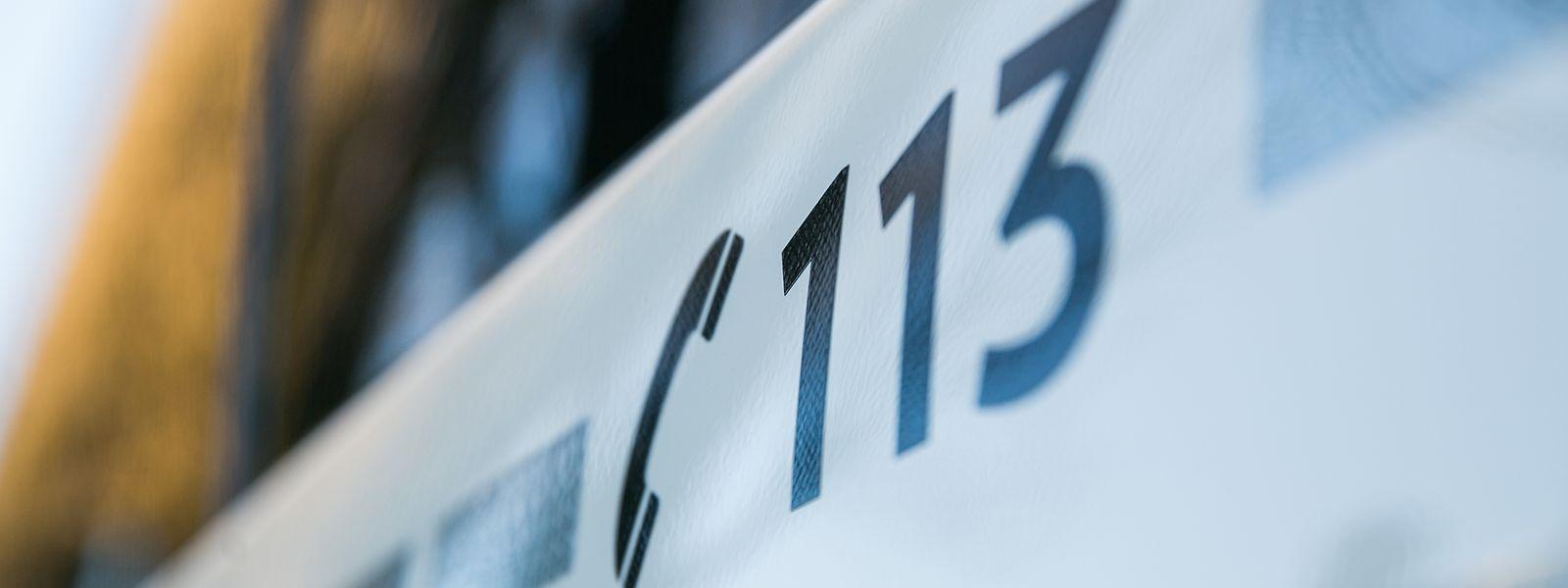 Wer eine verletzte Person in der Nähe der Aire de Berchem sieht, soll den Polizeinotruf 113 alarmieren.