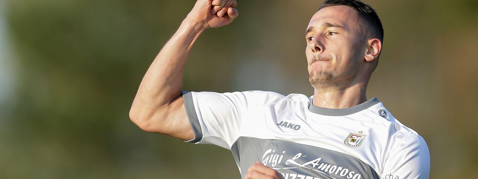 Edvin Muratovic und seine Teamkollegen haben bislang das Punktemaximum geholt.