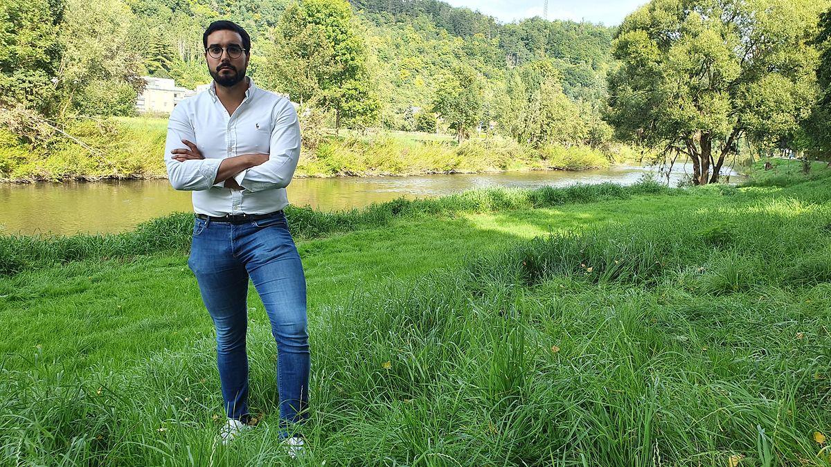 Ricardo Marques é o vereador com o pelouro da Ação Social na comuna de Echternach. Há dez famílias, na maioria portuguesas, que continuam desalojadas.