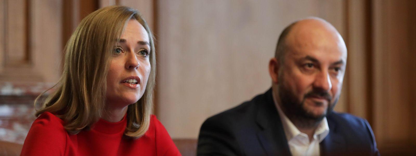 D'après la ministre Taina Bofferding, l'égalité entre les femmes et les hommes est un devoir pour le gouvernement.