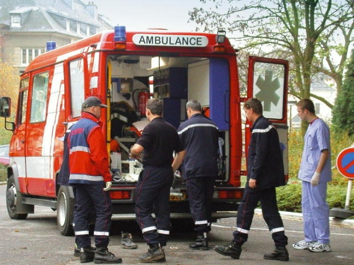 Nur ein Passagier überlebt den Unfall - er wird in die Clinique Sacré Coeur gebracht.
