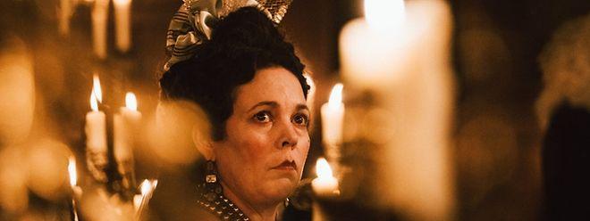 Die launische und gebrechliche Königin Anne, die letzte Monarchin des Hauses Stuart.