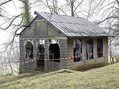 Selbst so mancher Tetinger Einwohner, weiss nicht mehr dass es hier einst eine Waldschhule gab.