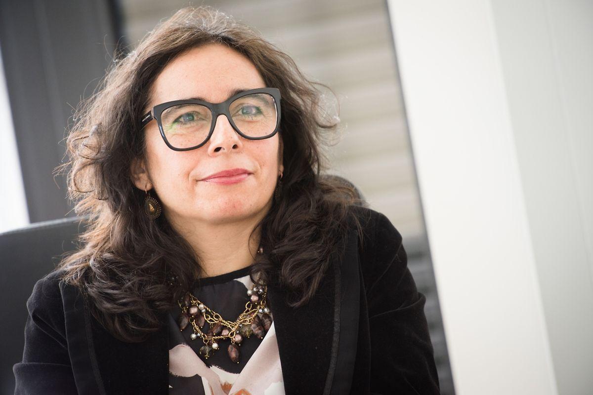 Adília Carvalho é a primeira leitora de Português na Universidade do Luxemburgo e a nova diretora do Centro Cultural Português, em Merl