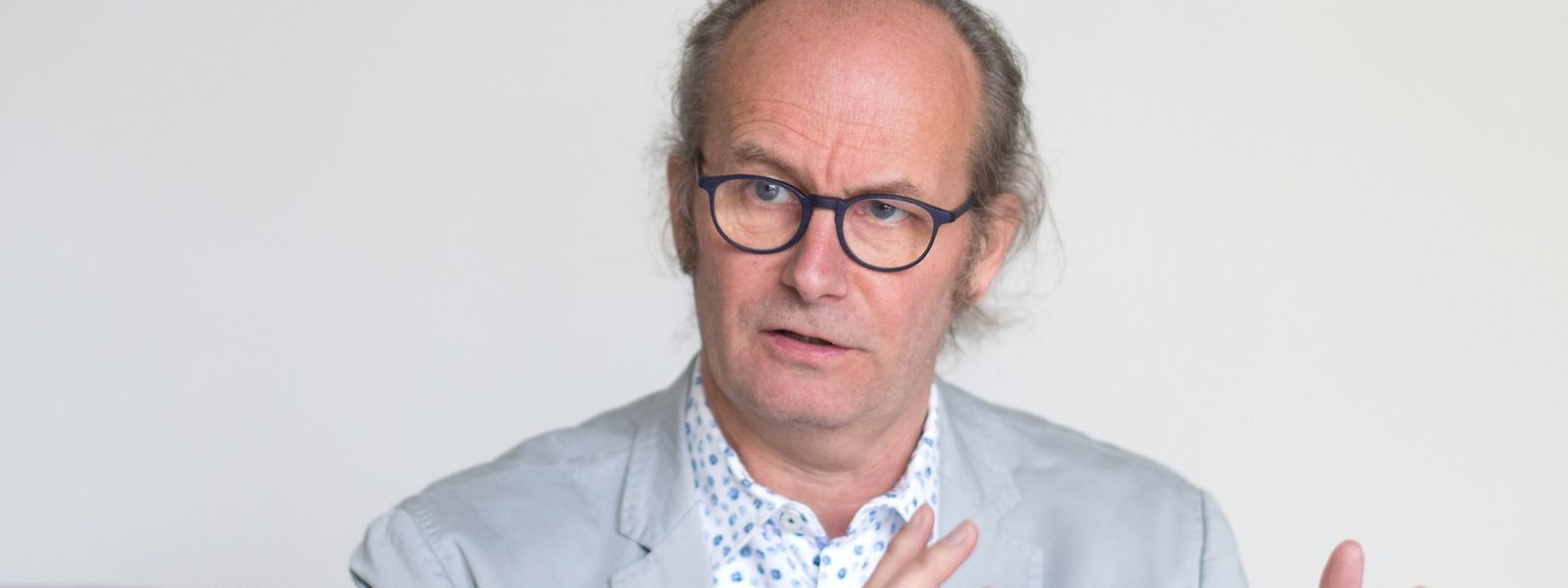 Claude Turmes: Viel Freude am Europaparlament, mehr Gestaltungsspielraum in der EU-Kommission.