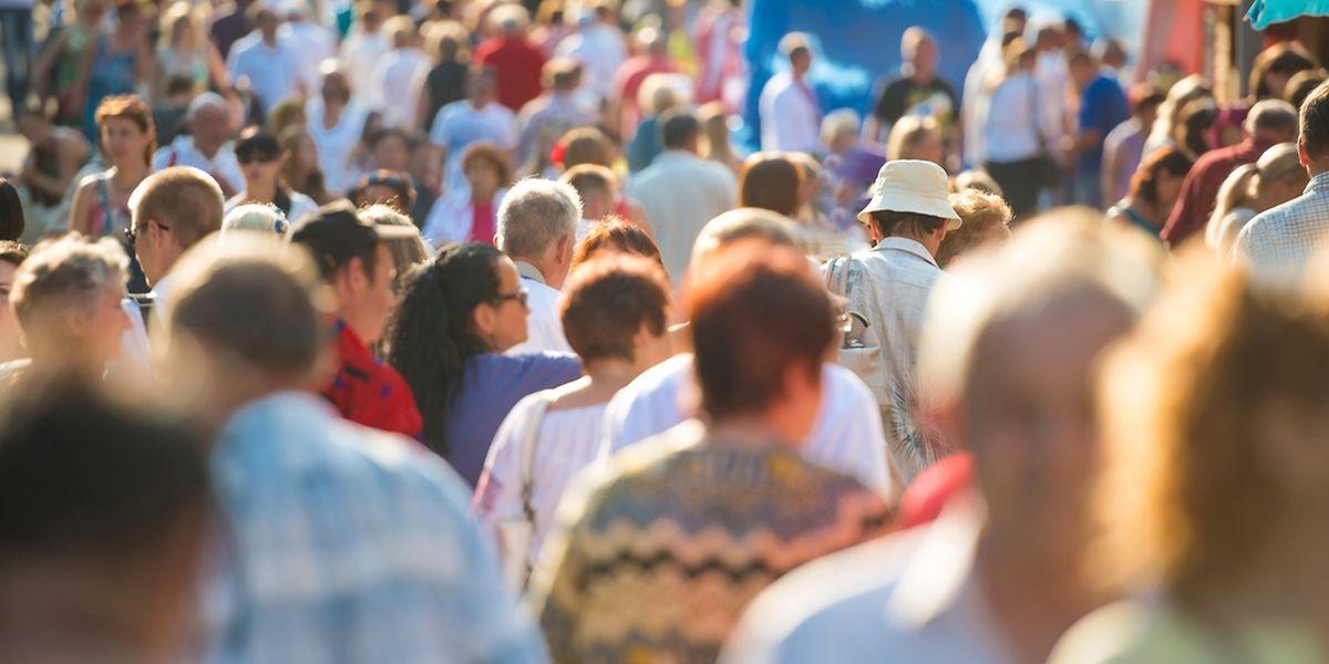 O Luxemburgo ultrapassou os 600 mil habitantes em 2017.