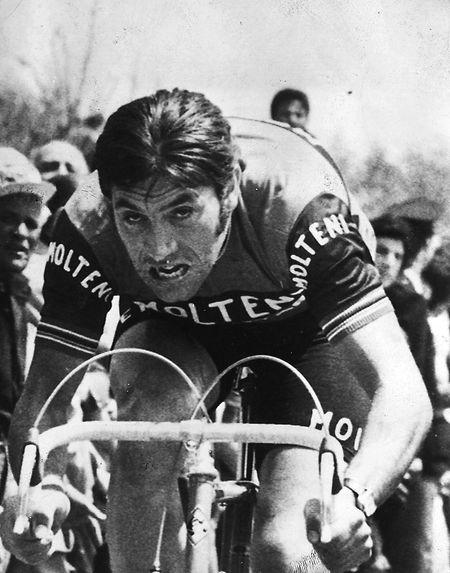 Eddy Merckx, em 1999