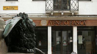 Veneto Banca  in Venice