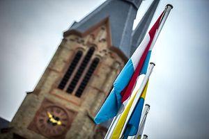 Trennung Kirche und Staat. hier:Diekirch. Foto:Gerry Huberty