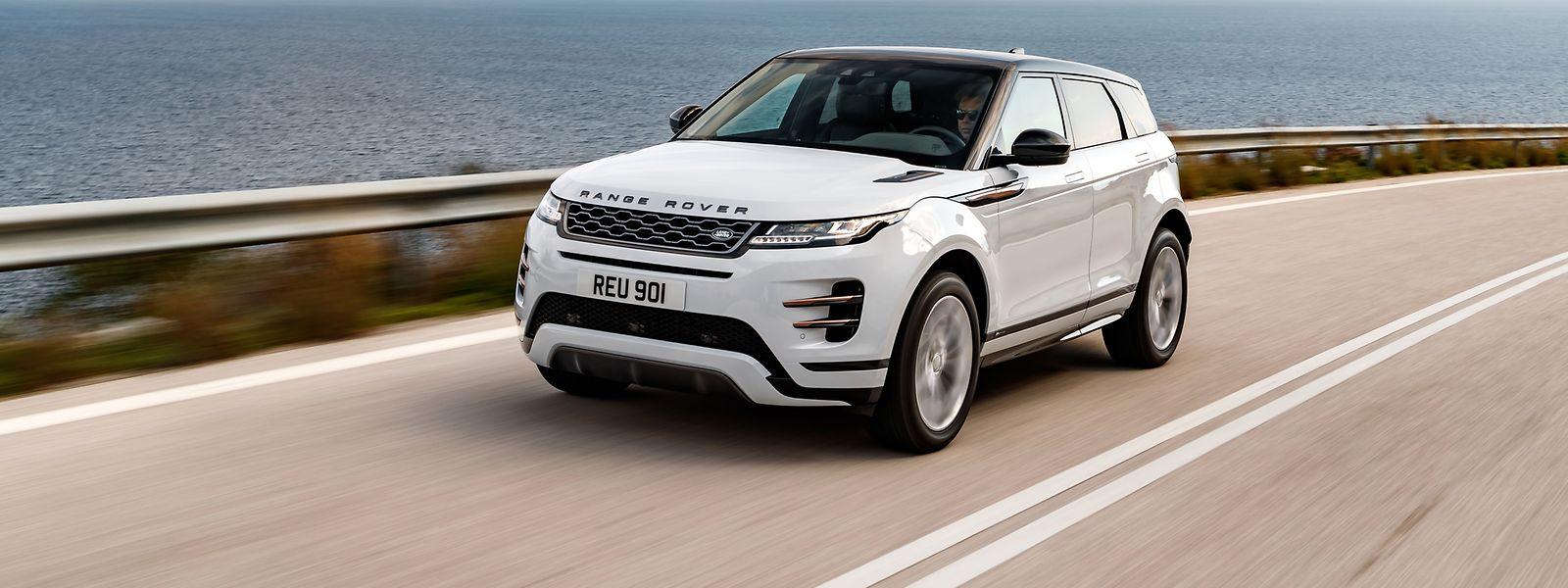 Der neue Range Rover Evoque dürfte die Erfolgsgeschichte seines Vorgängers problemlos fortschreiben. In optischer und technischer Hinsicht bringt er die Voraussetzungen aufjeden Fall mit.