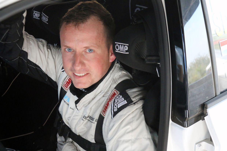 Steve Fernandes obteve um excelente terceiro lugar no edição de 2018 do Rali do Luxemburgo.