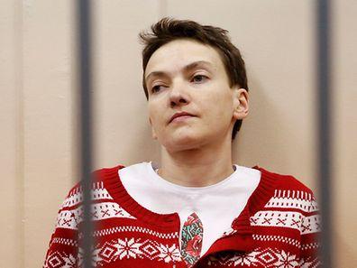 Die 35-jährige Pilotin soll gegen zwei russische Soldaten ausgetauscht worden sein.