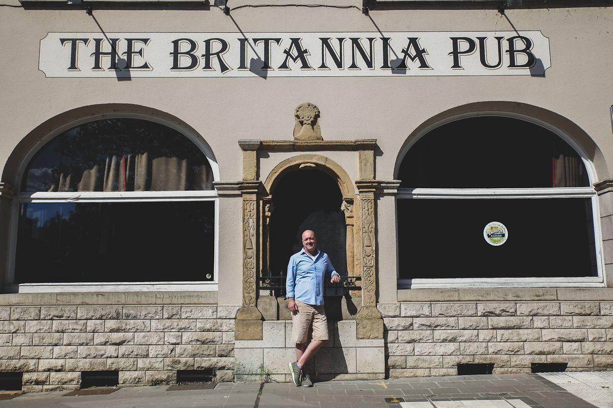 O Britannia tem 27 anos de história. É uma instituição de Clausen.