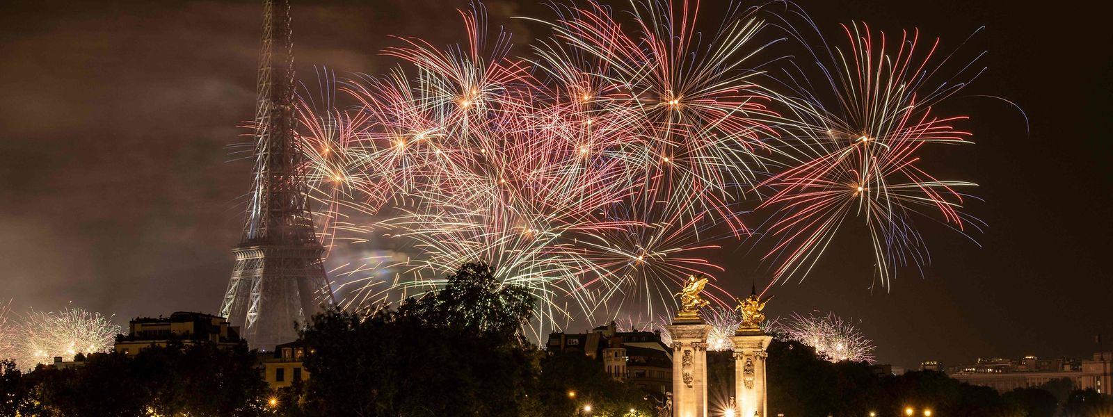 Le chef-d'oeuvre de Gustave Eiffel a accueilli jusqu'à 7 millions de visiteurs en 2014 et 6,2 millions en 2019.
