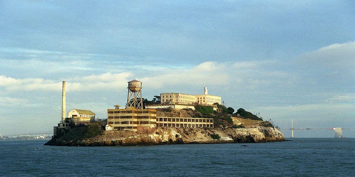 Heute ist die Gefängnis-Insel vor San Francisco eine beliebte Touristenattraktion.