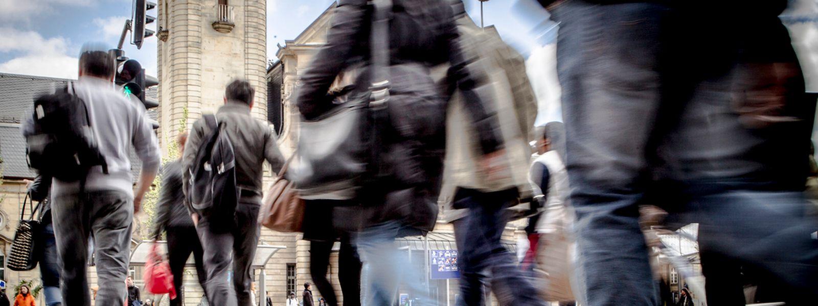 Im Oktober haben 128 Personen in Luxemburg einen Antrag auf Asyl gestellt.