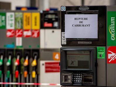 De nombreuses villes de France étaient en manque de carburants ces derniers jours.