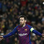 """Messi: """"Cristiano teve uma noite mágica"""""""