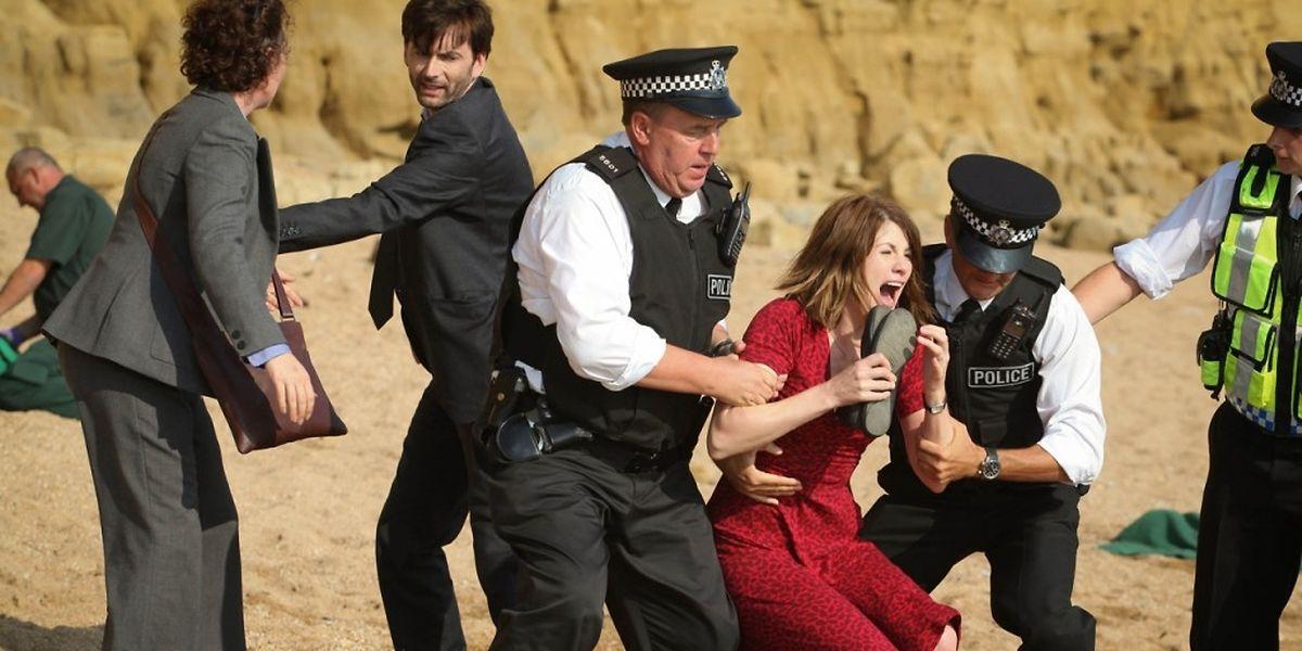"""Spannend - aber ganz anders als man es erwartet hätte: die BBC-Produktion """"Broadchruch""""."""