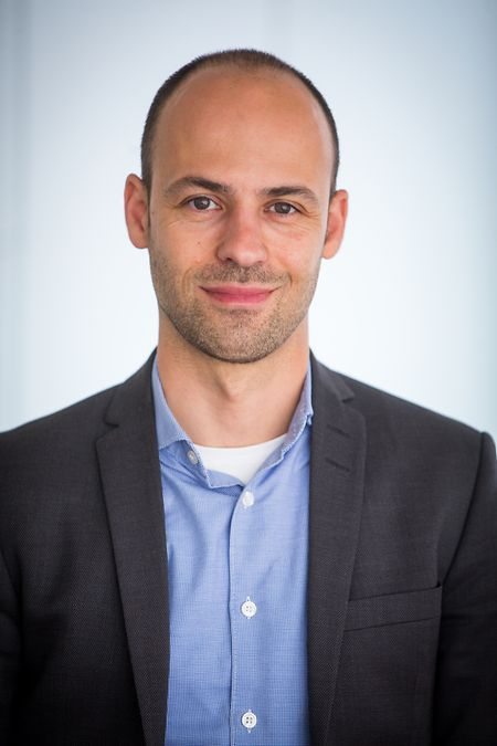 Giorgio Bruins, Head of Digital bei ING Luxemburg