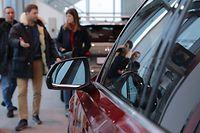Lokales, Autofestival 2020, Audi, Foto: Chris Karaba/Luxemburger Wort