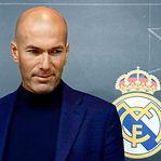 Zidane volta ao Real Madrid