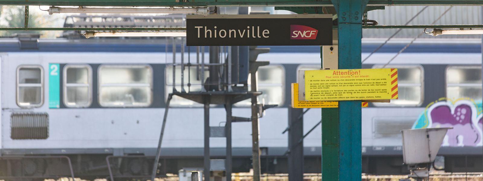 Weil noch nicht alle französischen Triebwagen mit dem neuen Sicherheitssystem ausgerüstet sind, wird es auf der Linie Thionville Luxemburg eng werden.