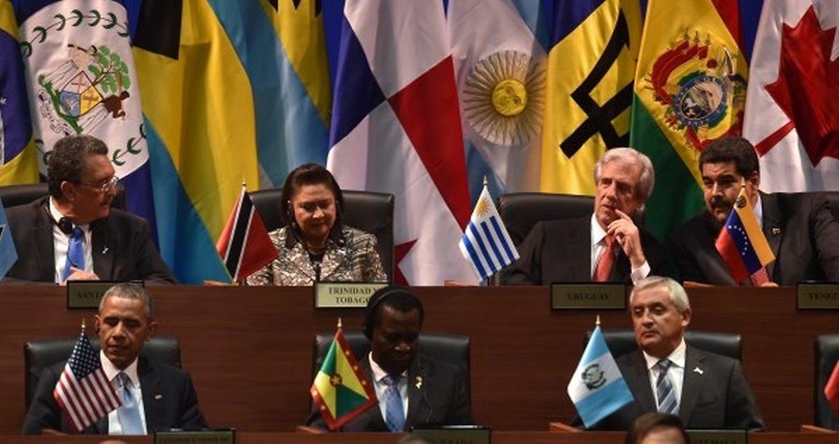 M. Obama: «Les temps où nous considérions si souvent que les Etats-Unis pouvaient mener des ingérences dans l'impunité (en Amérique latine) sont révolus».