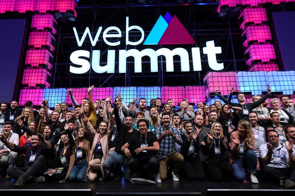 A 7° Web Summit terminou hoje em Lisboa.