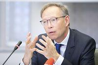 Geoffroy Bazin leitete die BGL BNP Paribas seit 2018.