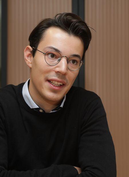 Jean Wivenes est le nouveau président de l'Aneld depuis le 5 août dernier.