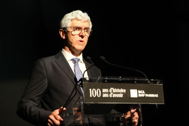 Étienne Reuter, Président du Conseil d'administration de la BGL Luxembourg