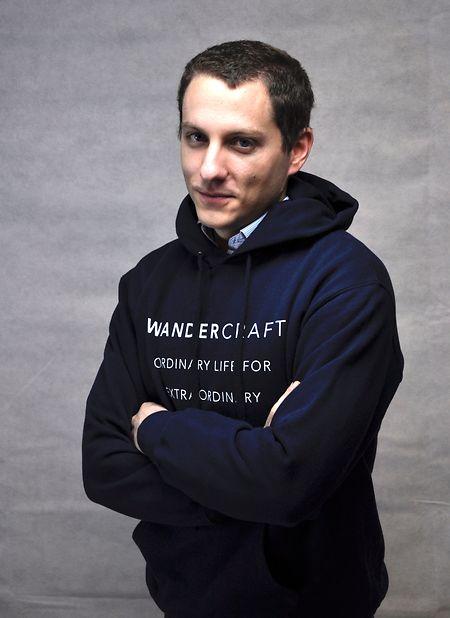 Matthieu Masselin ist der Geschäftsführer der französischen Firma Wandercraft.